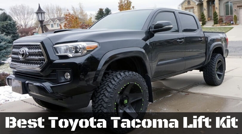 Photo of Best Toyota Tacoma Lift Kit Reviews of 2020 | Get Leveling Kits Now