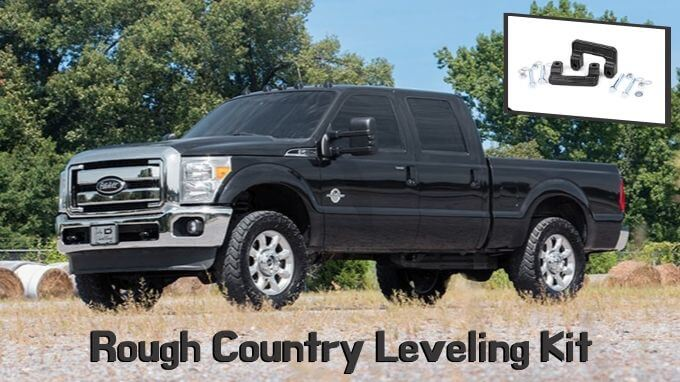 Photo of Rough Country Leveling Kit Review – Best Suspension Kit Ever