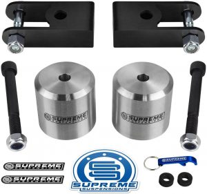 Supreme Suspensions – Lift Kit for Ford F250