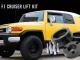 Best FJ Cruiser Lift Kit