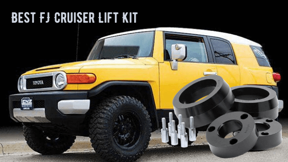 Best FJ Cruiser Lift Kit