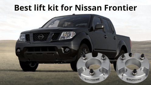 Photo of Best lift kit for Nissan Frontier – Top reviewed lift kits by experts