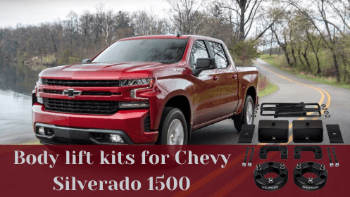 Photo of Body lift kits for Chevy Silverado 1500 – Best lift kits in 2020