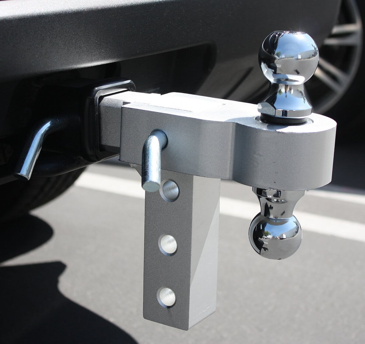 drop hitch