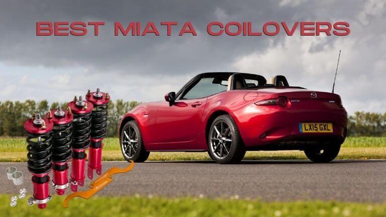 Photo of Best Miata Coilovers – Get the Cheapest Mazda Miata Coilovers in 2020